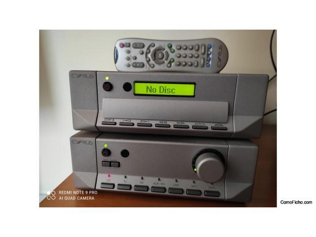 Amplificador  Cyrus 6vs