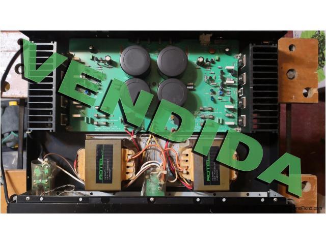 VENDIDA Etapa de potencia ROTEL RB-960BX 60W+60W