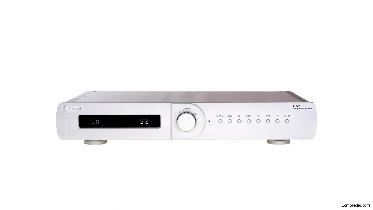 Compro Audioblock V100