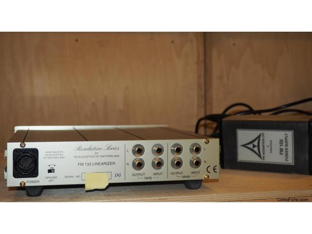 FM Acoustics FM 133 Linealizer