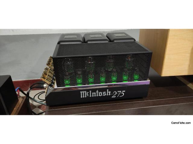 McIntosh 275  mk VI