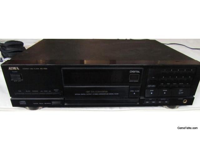 Lector CD Aiwa XC-700