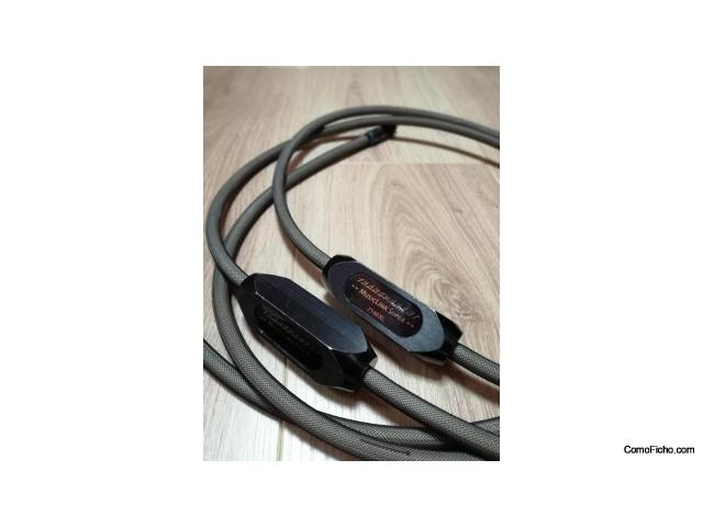 Cable Transparent MusicLink Super 1,5MTS