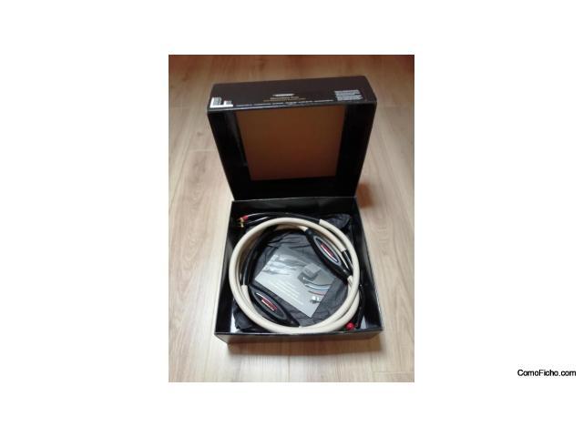 Cable Transparent MusicWave 2,4MTS