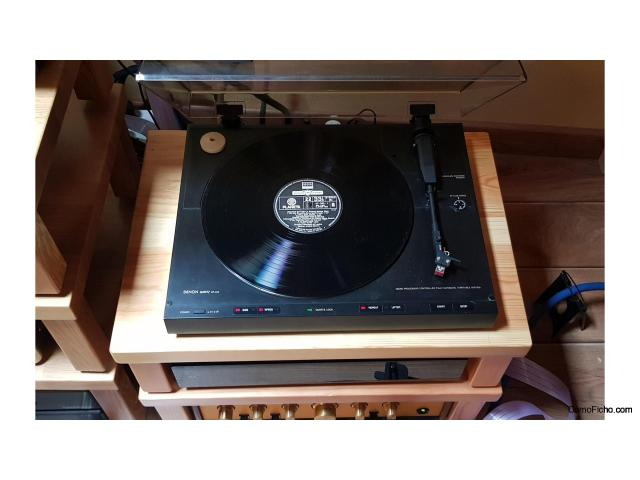 VENDO DENON DP-23F QUARTZ