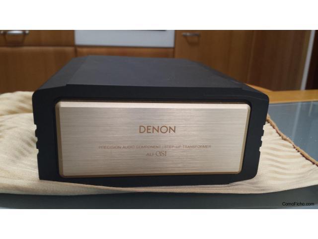 Transformador Denon AU-S1 step-up
