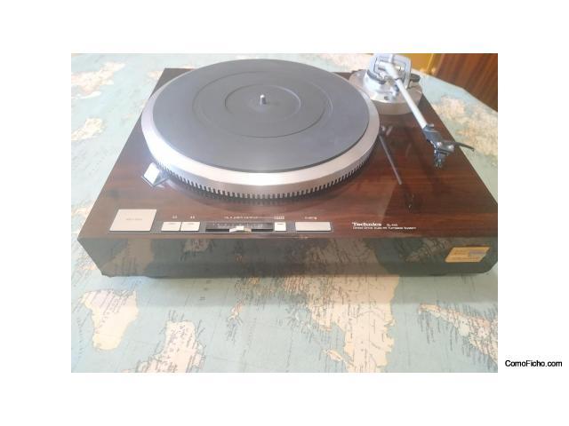 TECHNICS SL-M2,----VENDIDO--- plato mítico audiófilo