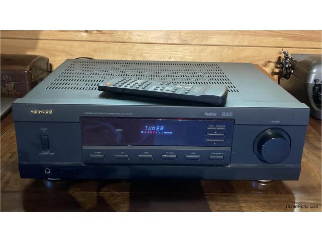 Sherwood AX-4103 Estéreo Amplificador Integrad