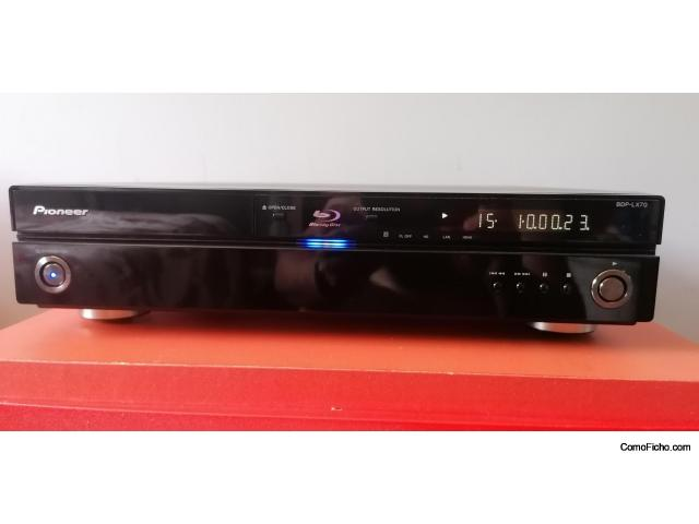 Blue ray pionner lx70