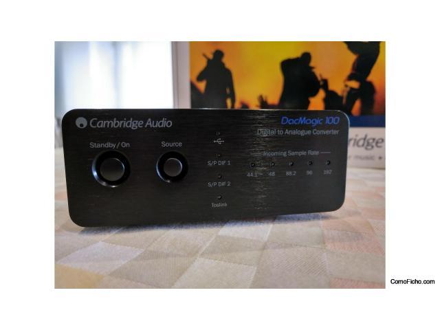 dac magic 100 cambridge audio