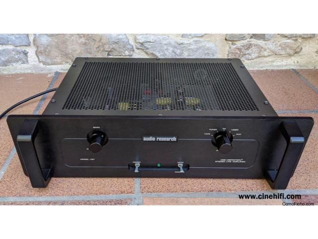 Audio Research LS7. Stereo preamp.