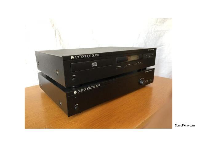 Reproductor CD - Cambridge Audio