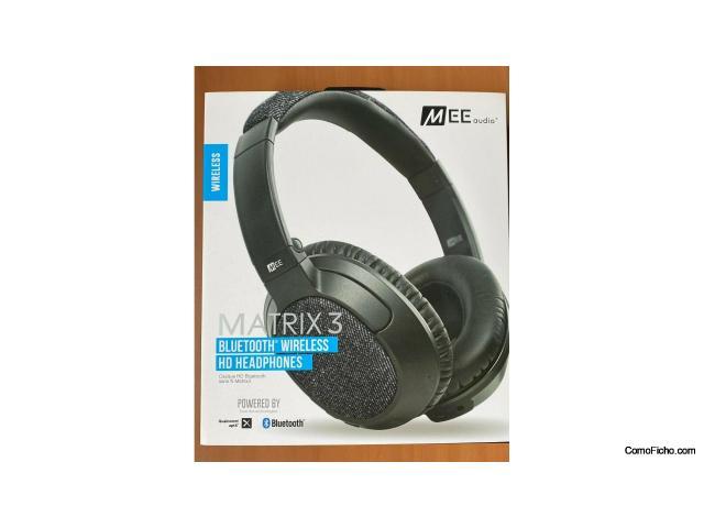 Auriculares MEE Audio Matrix 3