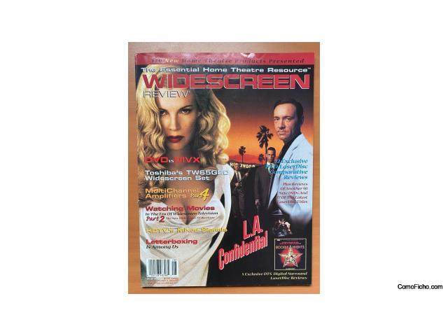 Revistas Widescreen Review Magazine (66 números)