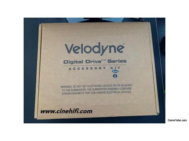 Velodyne Digital Drive plus accessory kit