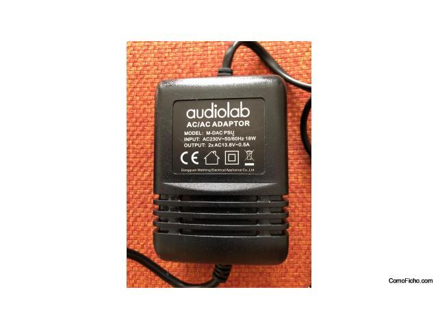 Vendo Fuente de Alimentación de Audiolab - MDAC