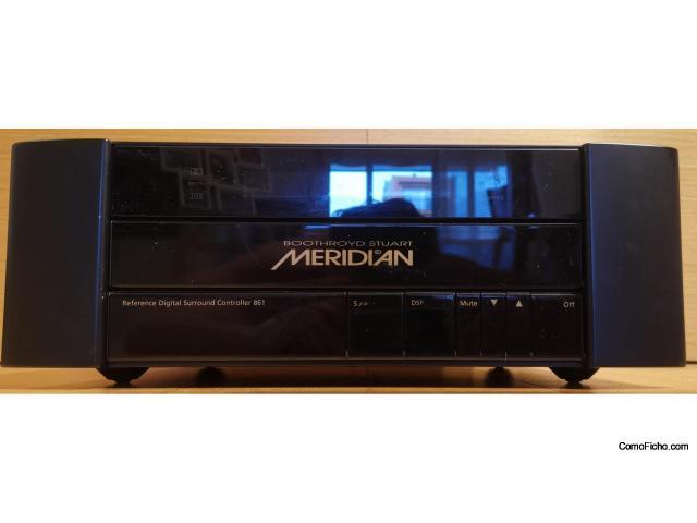 Procesador Meridian Audio 861 v3
