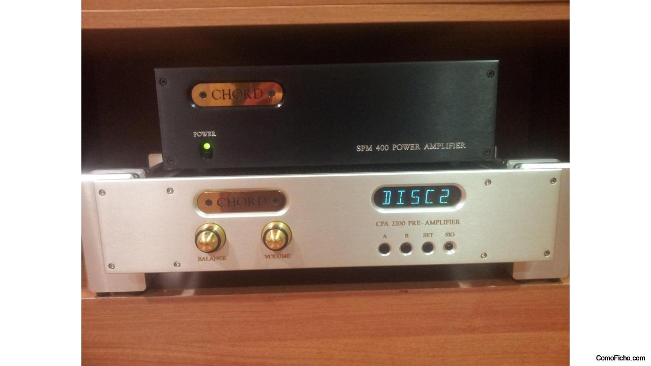 Amplificadores HiFi   Murcia