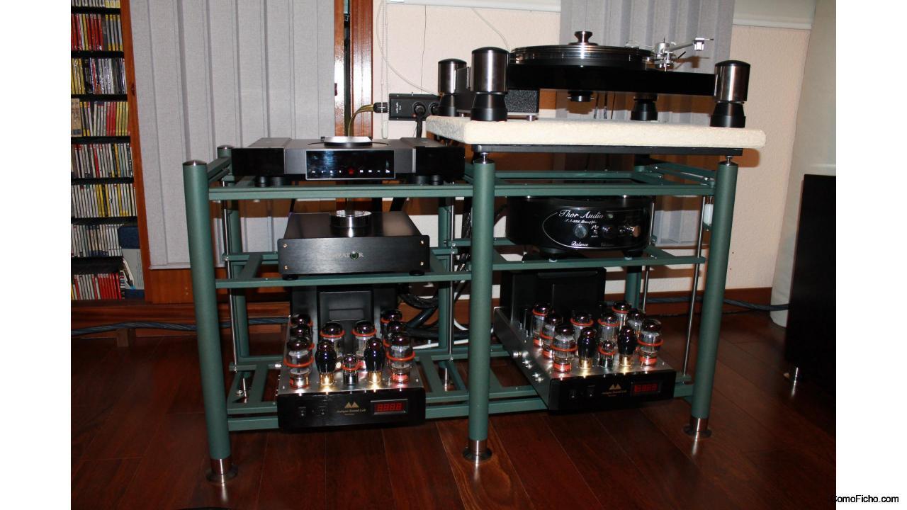 Mesa Artesania Audio