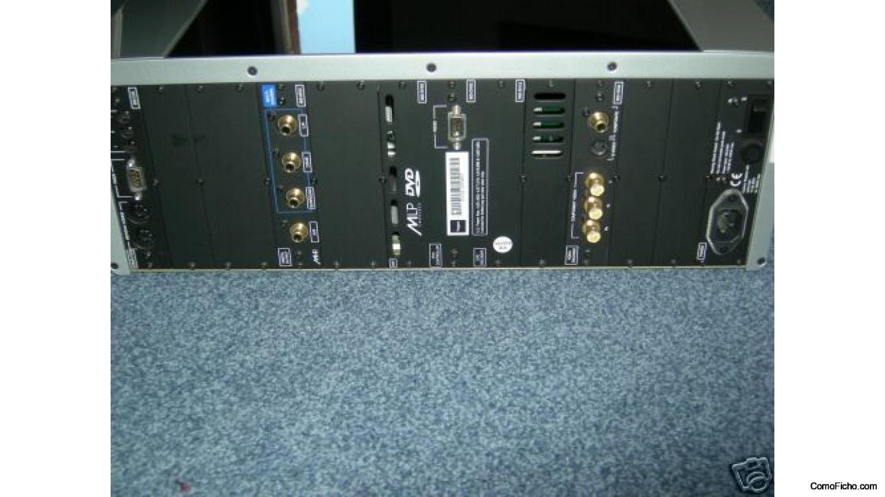 Meridian 800 V3