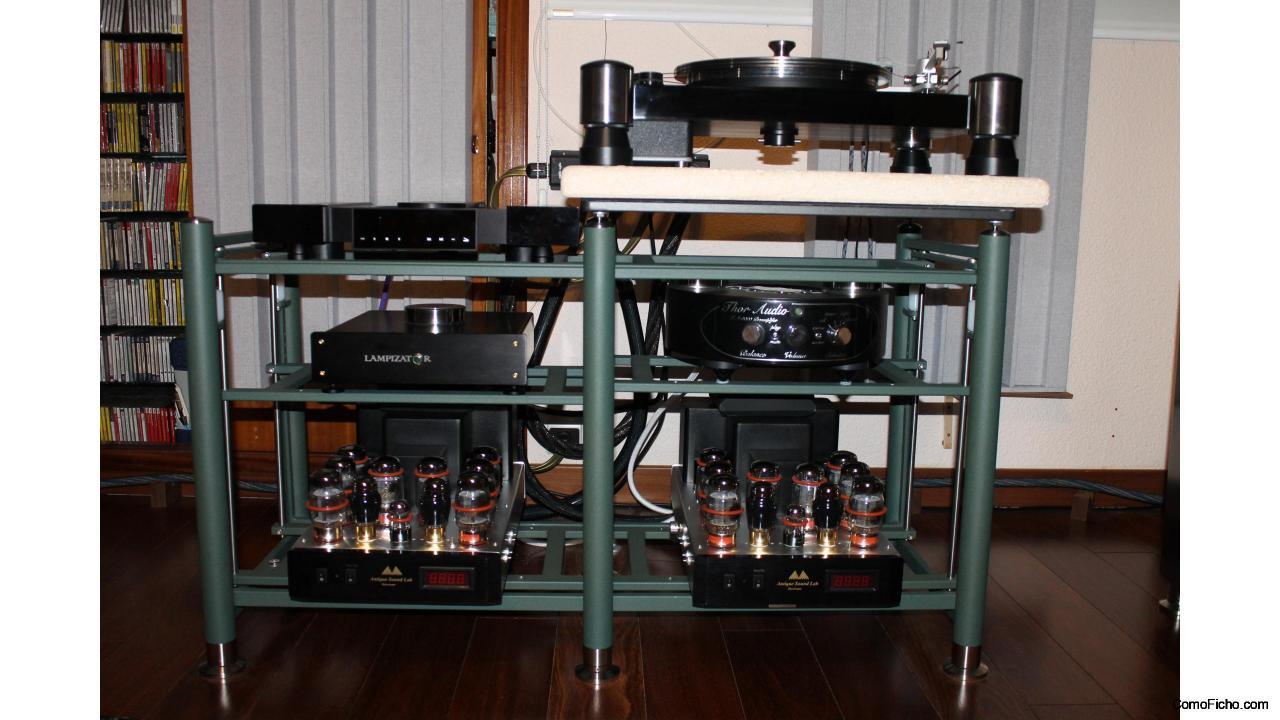 Vendo mesa Artesanía Audio