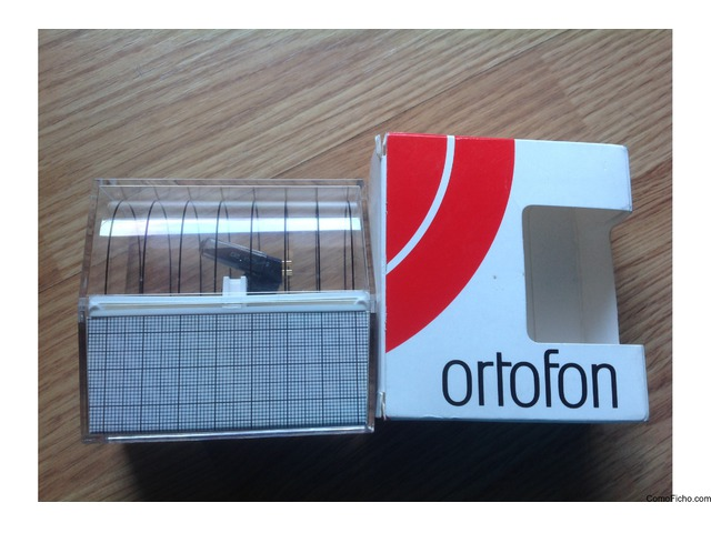 Vendo capsula ORTOFON SUPER OM10