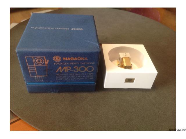 VENDIDO   capsula NAGAOKA MP300