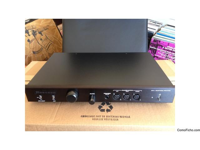 Bryston BHA-1, amplificador de auriculares balanceado [VENDIDO]