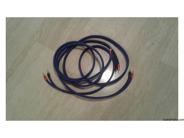 Cables altavoz Oehlbach Air Blue 3