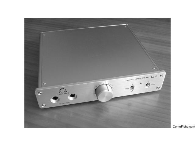 Amplificador de auriculares HeadAmp GS1