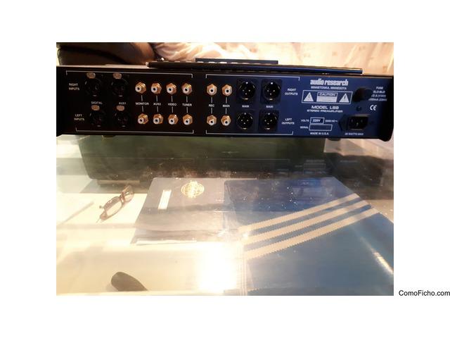 previo audio research ls9