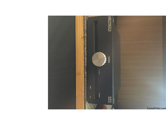 VENDIDO..Procesador NEUTRAL Drei Micro