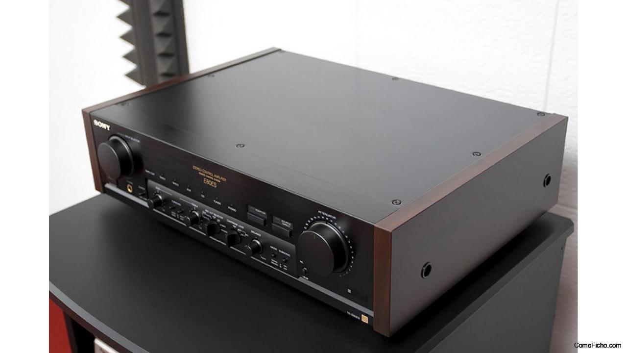 Sony Previo y Etapa TA-N80ES y TA-E80ES (VENDIDO)