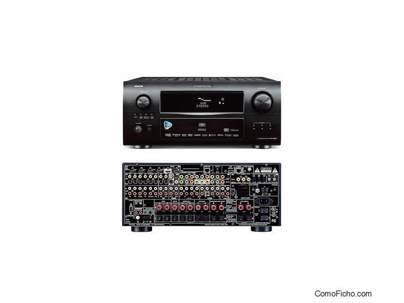 Vendo DENON AVR 4308    7.1 HD