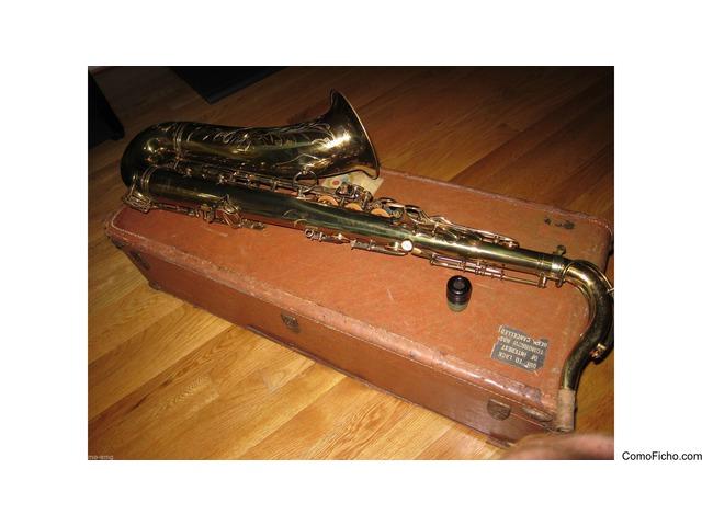 Selmer Súper Balanced Action Tenor Saxofón