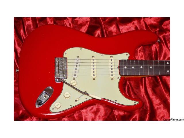 1962 Fender Stratocaster, pre-CBS