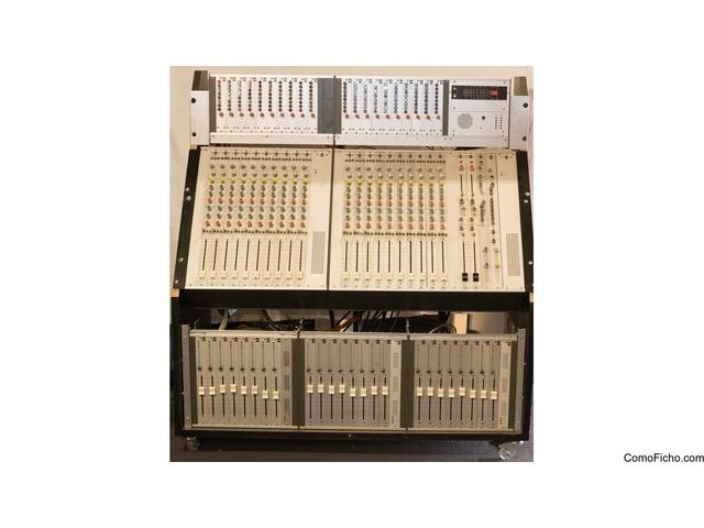 Consola mezcladora EMT-Analog