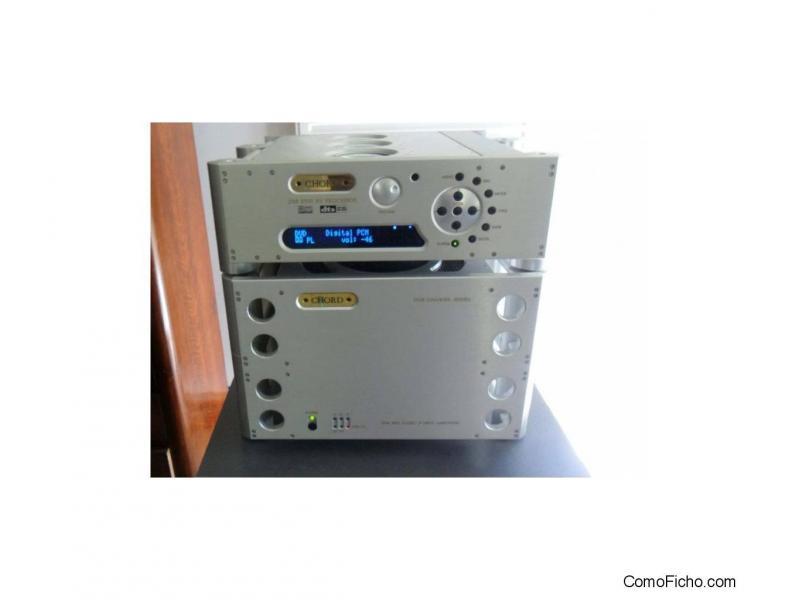 Chord SPM3005 + DSP8000