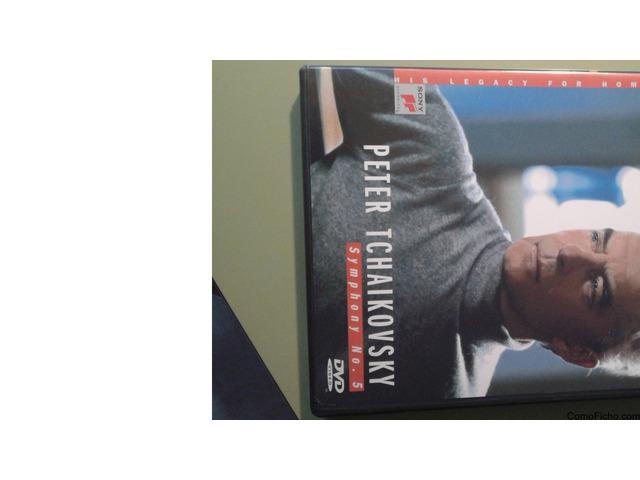 Tchaikovsky sinfonía 5 Karajan