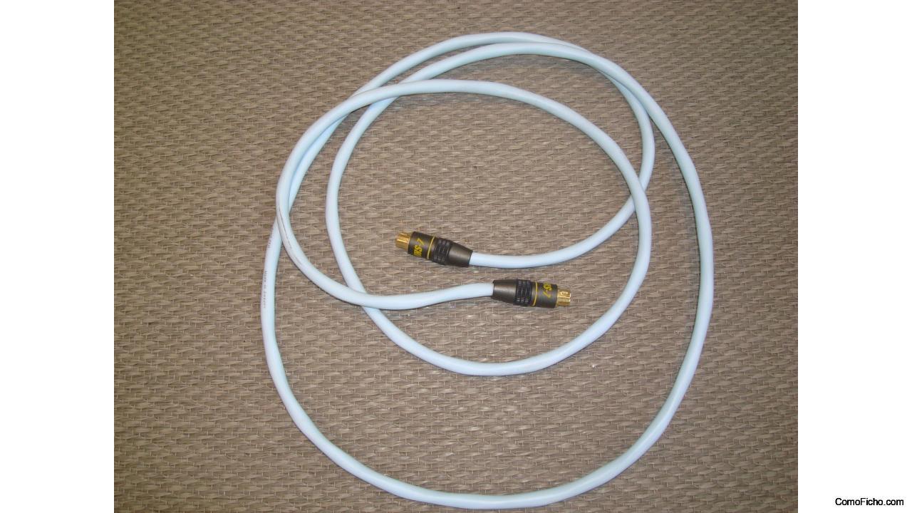 Vendo cable de Super Video marca SUPRA AV 2