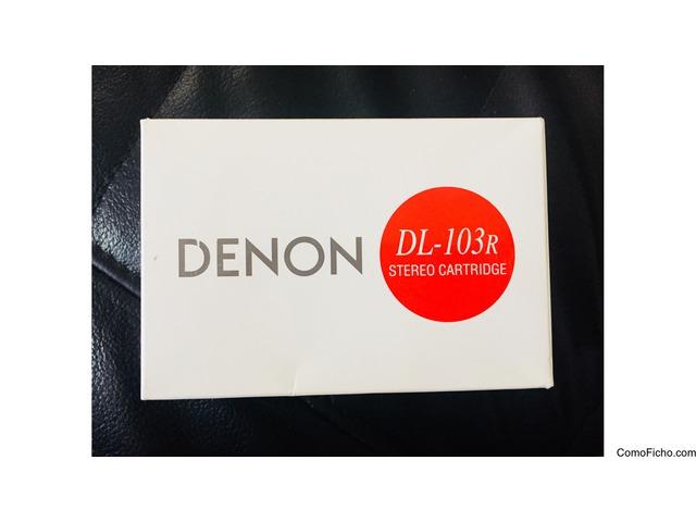Vendido - Cápsula DENON DL 103-R