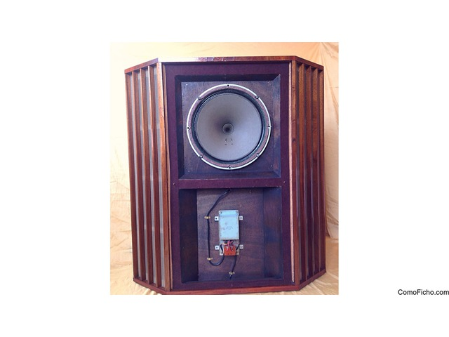 "Vintage Tannoy GRF 15"" Monitor Silver"