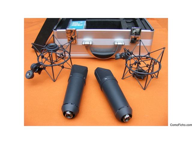 Neumann U87 Stereo-Set