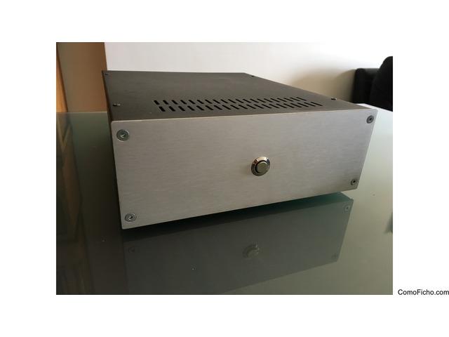 Amplificador Hypex UCD400