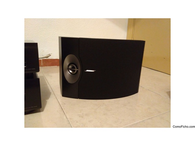 Equipo Hi-Fi Denon/Bose Sistema 720/301