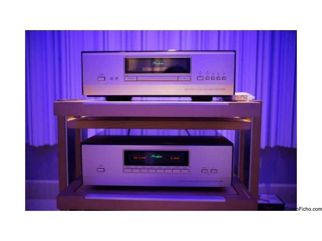 Accuphase DP-900 / DC-901 Incredible Transport / DAC combo